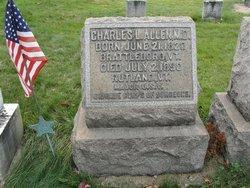 Maj Charles Linnaeus Allen