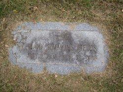 Mary <I>Simmons</I> Fields