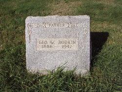 Geo W. Bodkin