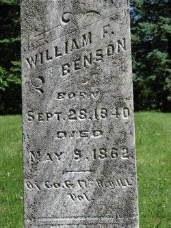 William F. Benson