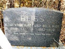 """Lucy Belle """"Belle"""" <I>Hearst</I> Bliss"""