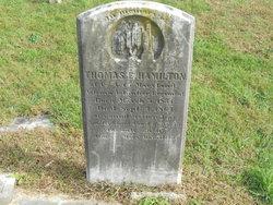 Pvt Thomas E. Hamilton
