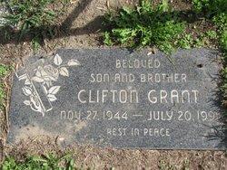 Clifton Grant