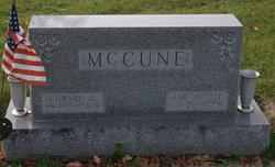 Margaret Emma <I>Dobie</I> McCune