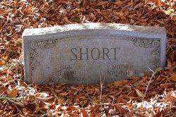 """William Kennie """"Billie"""" Short"""