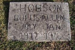Rufus Allen Hobson