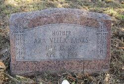 Ara Vella <I>Booker</I> Banks