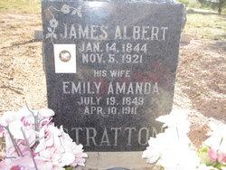 Emily Amanda <I>Gardner</I> Stratton