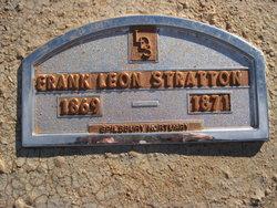 Frank Leon Stratton