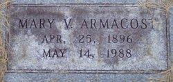 Mary Virginia <I>Schaeffer</I> Armacost