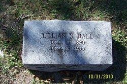 Lillian <I>Spross</I> Hall