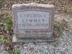 Cameron C Lemmer