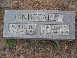 Wilma D. Nuttall