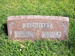 Gladys Oney <I>Downing</I> Barnhart
