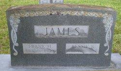Bessie K. James