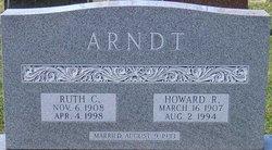 Howard R Arndt