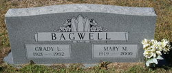 Mary M Bagwell