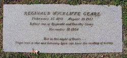 Reginald Wyckliffe Geare