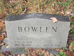 Isaac Wesley Bowlen