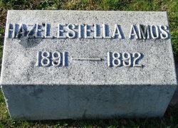 Hazel Estella Amos