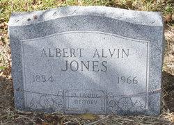 Albert Alvin Jones