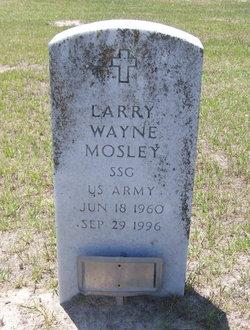Larry Wayne Mosley