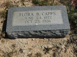 Flora B Capps