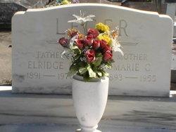 "Elridge ""Fritch"" Leger"