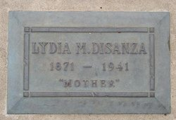 Harriett Lydia <I>Malan</I> Disanza