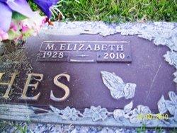 Mary Elizabeth <I>Lyle</I> Hughes Duncan