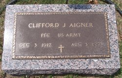Clifford James Aigner