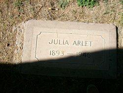 Julia <I>Pastor</I> Arlet