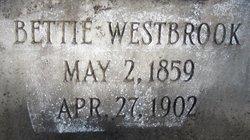"Elizabeth Eugenia ""Bettie Jean"" <I>Westbrook</I> Conner"