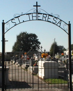 Saint Theresa Catholic Church Cemetery
