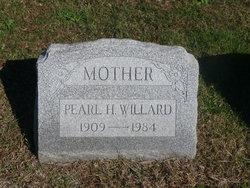 Pearl H Willard