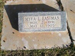 Myra Lorene Eastman