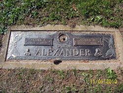 Agnes M. <I>Warren</I> Alexander