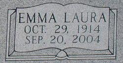 Emma Laura <I>Bates</I> Garner