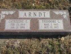"Catherine ""Kate"" <I>Conroy</I> Arndt"