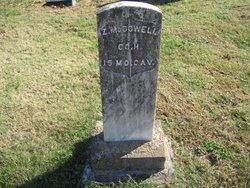 """Zachariah C """"Zach"""" McDowell"""