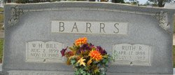 "William Henry ""Bill"" Barrs, Jr"