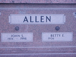 Betty E. Allen