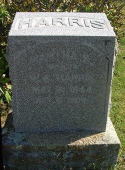 "Martha S. ""Aunt Matt"" <I>Loomis</I> Harris"