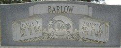 Emily <I>Giddens</I> Barlow