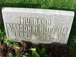Allison H Buffum
