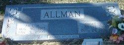 Jimmie Vee <I>McDowell</I> Allman
