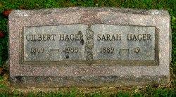Sarah <I>Smith</I> Hager