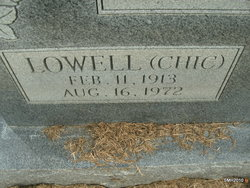 "Lowell ""Chic"" Childers"