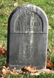 Thomas K Leonard