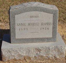 Annie Myrtle <I>Breeding</I> Harris